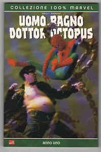 UOMO-RAGNO-DOTTOR-OCTOPUS-ANNO-UNO-Marvel-100-Panini-Comics