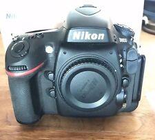 Nikon D800 36.3 MP Digital SLR Camera - Black (Body Only)