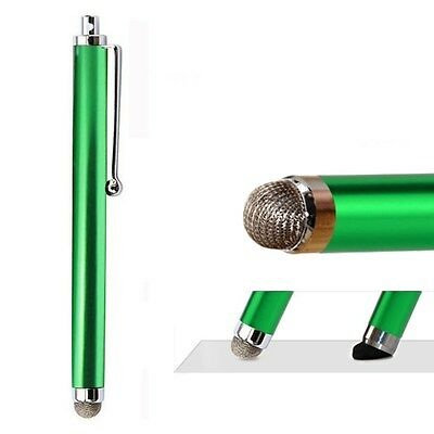 Eingabestift Touchpen groß Smartphone Tablet HTC Samsung Apple LG Nexus neu grün