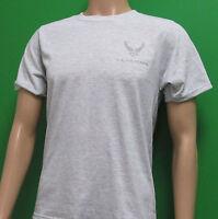 Reflective U.s. Air Force Pt Shirt - Gray Short Sleeve - Various Sizes