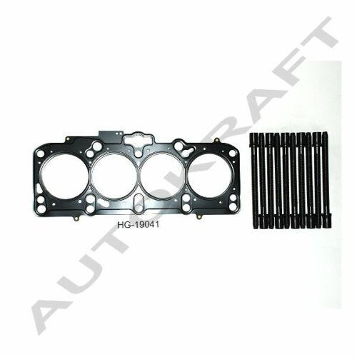 Hg-19041.1 joint de culasse 2 trou incl vis pour VW 2,0 TDI AZV BKD