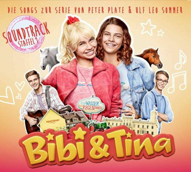 Bibi und Tina - Soundtrack zur Serie (Staffel 1) Audio CD - NEU&OVP!!! 2020