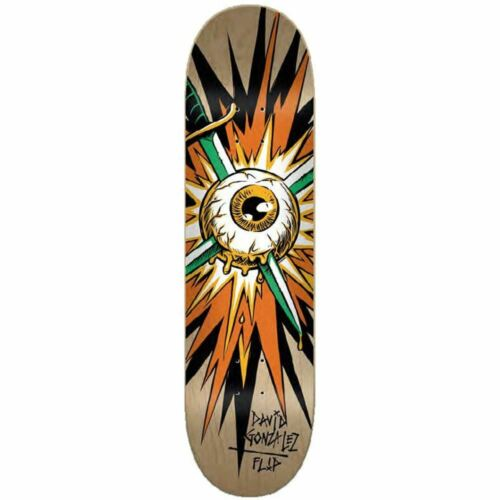"Details about  /Flip Skateboards Gonzalez Blast Skateboard Deck 8.0/"""