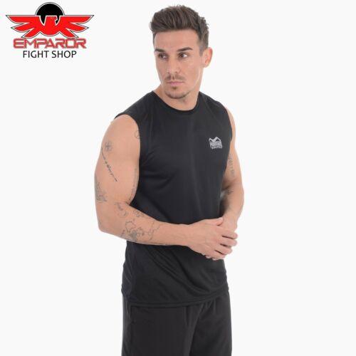 Phantom Athletics Tank Top Tactic Schwarz Fitness Sport Shirt Herren Trägershirt