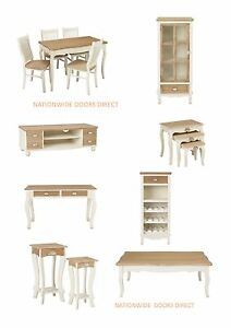 Shabby Chic Living & Dining Room Furniture - Sideboard ...