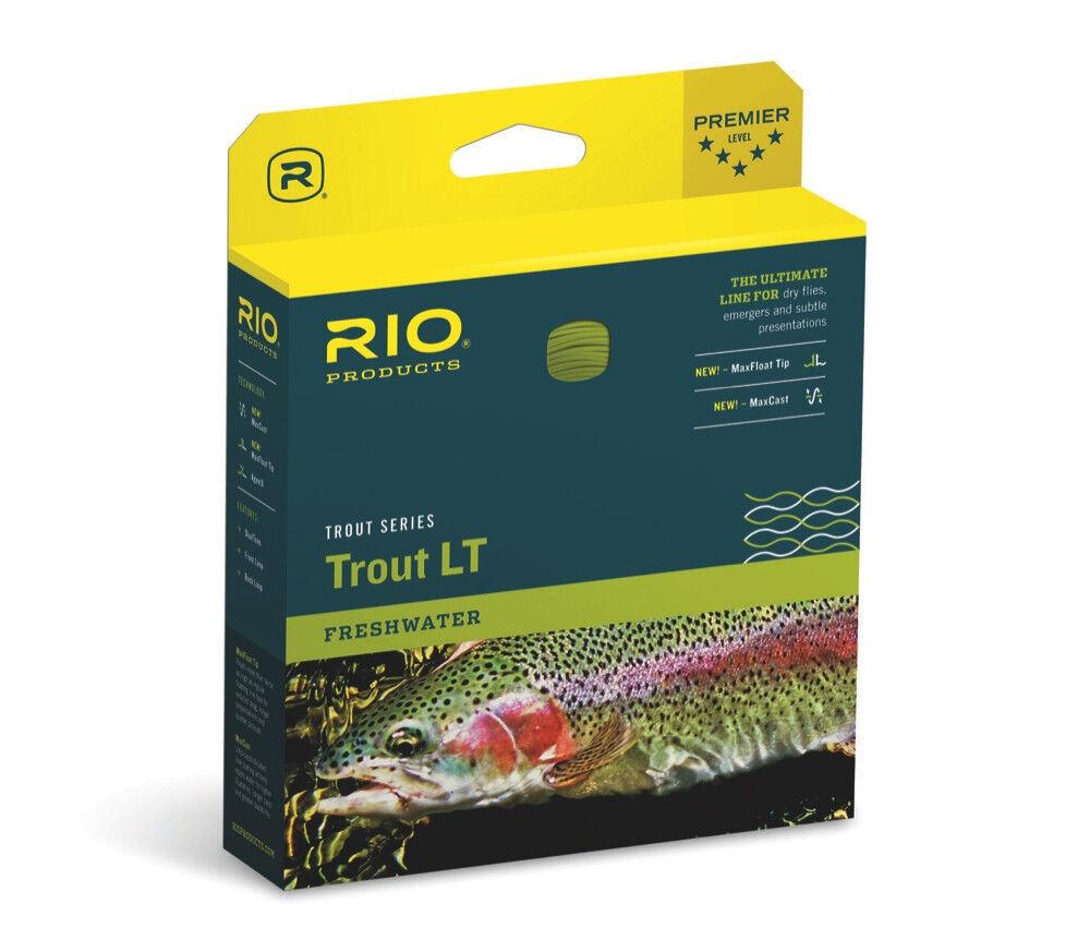 Rio Trout LT WF Size WF5F Camo  Beige  gorgeous