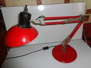 Lampe De Bureau Architecte Vintage Atelier Industriel Ebay
