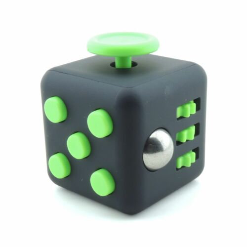 FIDGET CUBE DESK TOY STRESS ANXIETY RELIEF FOCUS PUZZLE ADHD THERPY US Seller