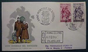 FDC-RODIA-ANNO-DEL-RIFUGIATO-1960