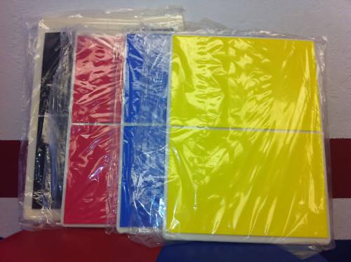 Rebreakable boards, 4 Boards taekwondo karate