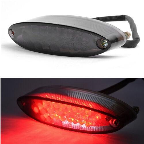 Motorcycle 28 LED Tail Brake Stop Running License Plate Light Universal ATV Bike