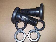 Bush Hog Rotary Cutter Blade Bolt Kit 63607bh 2 Bolts 51 Model Land Pride