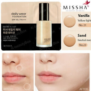 MISSHA-Daily-Wear-Foundation-SPF35-PA-BB-Cream-Natural-Make-up-Perfect-Cover