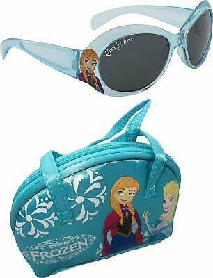 Disney Frozen Girl's Sunglasses /& Case Set