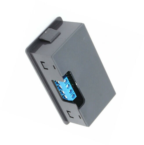 1PCS 12V Timing Delay Relay Module Cycle Timer Digital LED Dual Display 0-999 mi