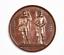 Sit-Perpetuum-Rifleman-Medal-Astor-County-Championship-1932-38mm-Bronze-Medal miniatuur 1