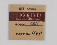 Longines Genuine Material Part 400 Tension Click Nut For 22a