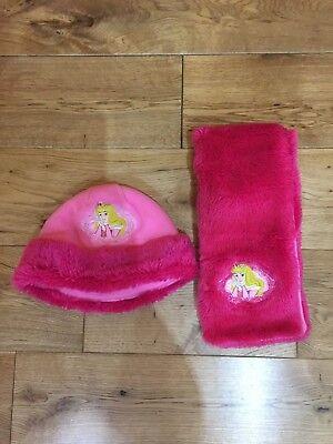 La Bella Addormentata Cappello E Sciarpa Età 3-6 Anni-mostra Il Titolo Originale