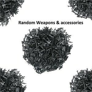 Guns-Weapon-pistols-rifles-Military-Army-Custom-Accessories-fits-Lego-Minifigure
