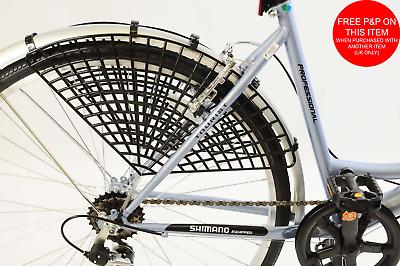 Hybrid Roadster Bicycle Dutch Butcher/'s Bike Rear Spoiler Mudguard Flap