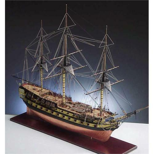 Caldercraft HMS Agamemnon Period Ship Kit 9003 - 1:64 Scale Kit