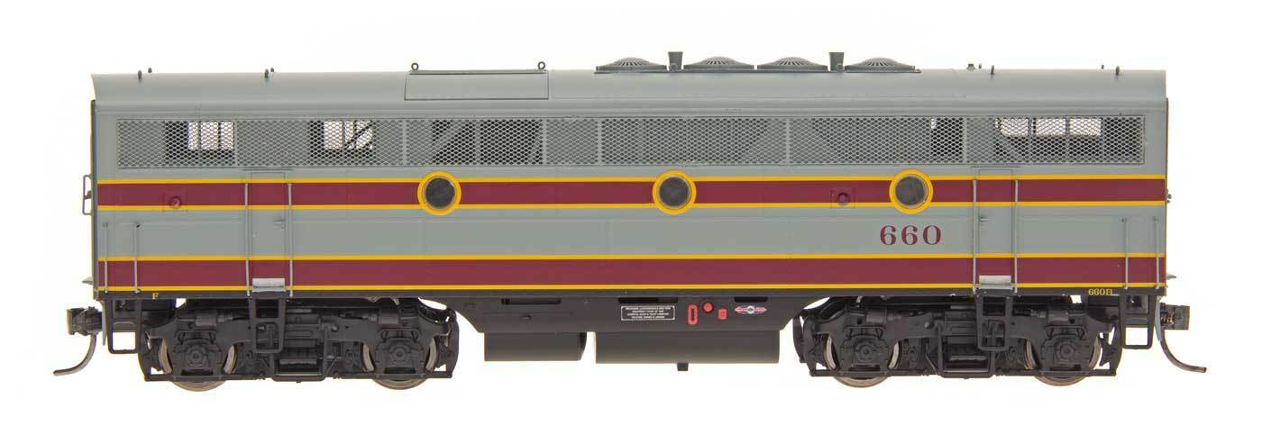 Intermountain Ho 49636 (s) Lackawanna-locomotora de carga F3B
