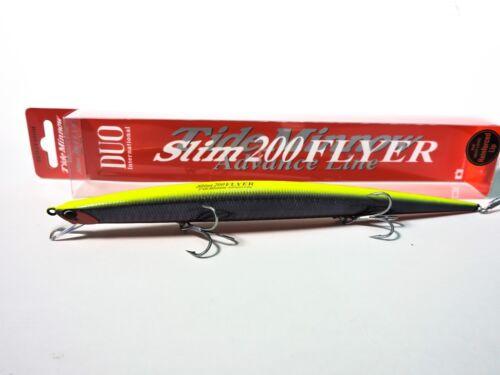 Duo Tide Minnow Slim Flyer 200 Color GHA3145 Dark Phoenix
