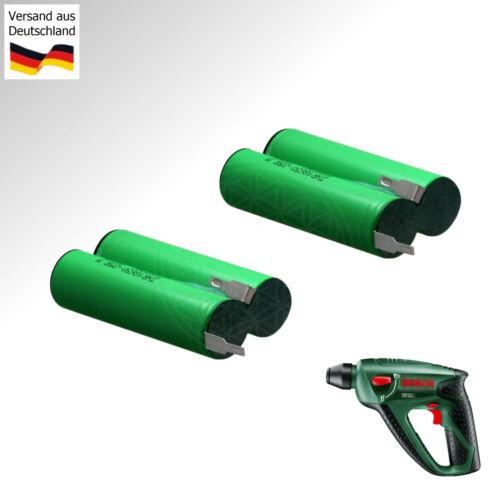 Batterie de Rechange pour Bosch Uneo Perforateur Tournevis 14,4V 2,5Ah 14.4Volt
