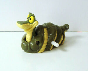 Details About Figurine Wind Up Walt Disney The Jungle Book The Snake Kaa 4x8cm Show Original Title