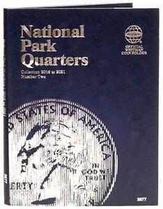 national park coin book