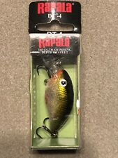 "Rapala Dives To 14 /""Bleeding Olive Shiner/"""