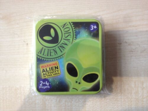 Pirates Animals alien princess Children Kids Play Fun. Snap Cards In Tin Box