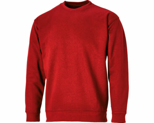 Dickies Crew Neck Sweatshirt Durable Mens Work Jumper SH11125