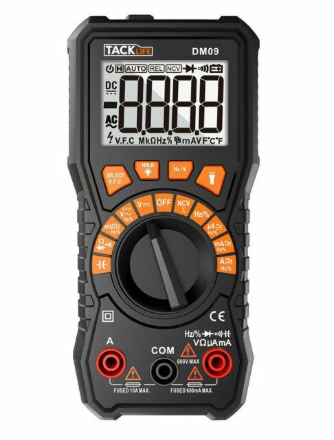 Test, Measurement & Inspection Digital Multimeter Voltmeter Tester ...