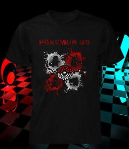 Details about Pokemon Go t-shirt World Book Day t-shirt Kids Men Women Tee  Top Pikachu