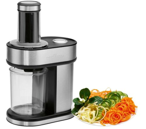 Proficook Germany PC-ME 1132 Electric Spiral Cutter 4 Functions 100W S//S Blade