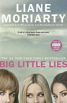 1 of 1 - Big Little Lies: TV Tie-in by Liane Moriarty (Paperback, 2017)