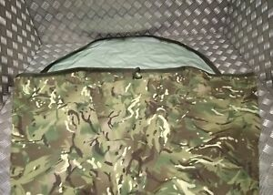 Genuine-British-Military-Issued-DPM-Camo-Waterproof-Sleeping-Bag-Case-Bivvy-bag