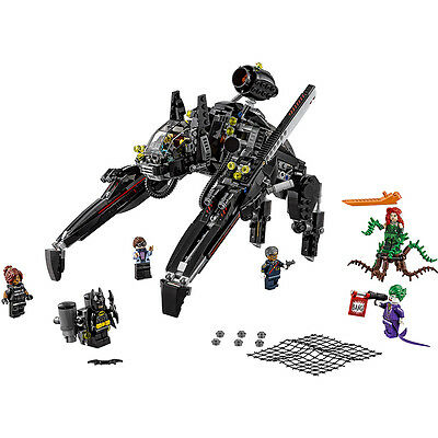 LEGO Batman Movie The Scuttler Play Set with Minifigures (70908)