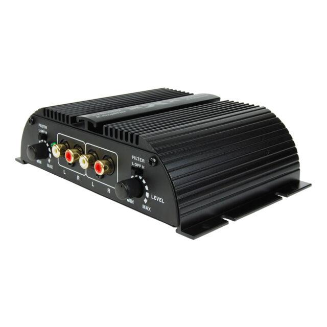 Xtm400 Xxx 4 Channel Ic Amplifier 400W Max For Sale Online -3270