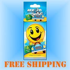 Profumo Deodorante per Auto Smile Fresh Air