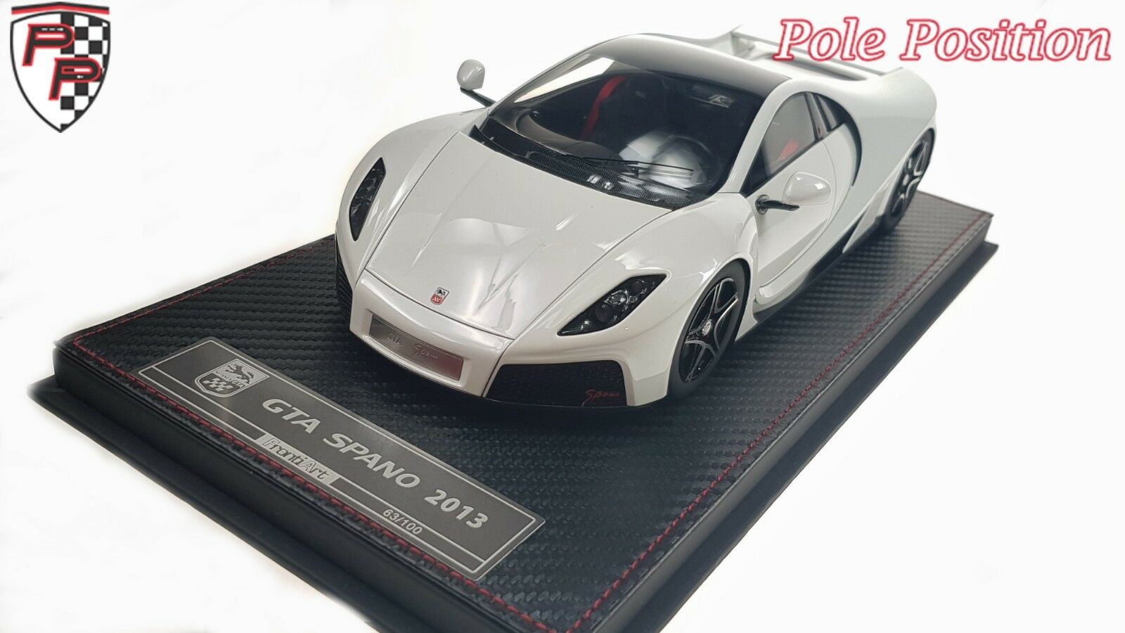Frontiart 1 18 Spania GTA Spano