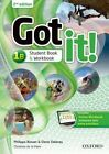 Got it!: Level 1: Student's Pack B by Oxford University Press (Mixed media product, 2014)