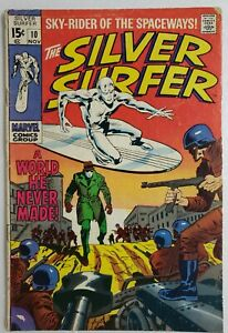 SILVER-SURFER-10-THE-WORLD-HE-NEVER-MADE-1969-FANTASTIC-FOUR-VOL-1-SILVER