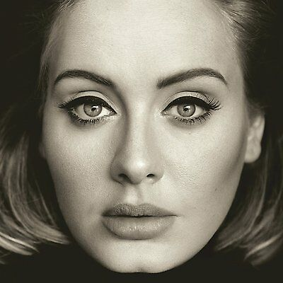 25 CD by Adele [Audio CD / Columbia] [48 minutes] NO OF DISCS 1 [Rock & Pop] NEW