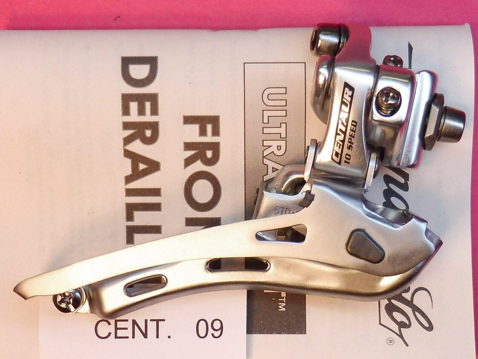 Campagnolo Centaur  2009 ( Braze on ) Front derailleur mech - NOS  store sale outlet