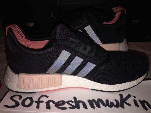 5 Nmd Donna Peach Adidas S75235 Pink Runner 9 Primeknit Sz Black 889133742076 Tokyo Aumenta ZHHCdwnqzx
