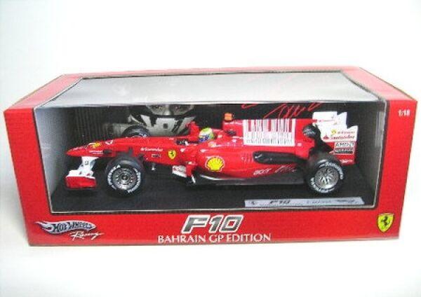 presa FERRARI f1 2010 no. no. no. 7 F. Massa Bahrein GP 2010  fino al 65% di sconto