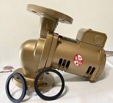 Bell Amp Gossett 1bl035lf Series Pl 75b Flanged Bronze Body Booster Pump