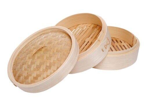 EVA - CUOCIVAPORE  STEAMER  in bambù - DIAMETRO CM.25,5